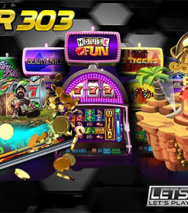 Bermain Game Slot Joker303 Online Bersama LetsPlay303