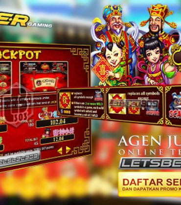 Tips Raih Jackpot Bermain Game Slot Lucky God Joker123
